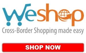 WeShop Indonesia Shopping